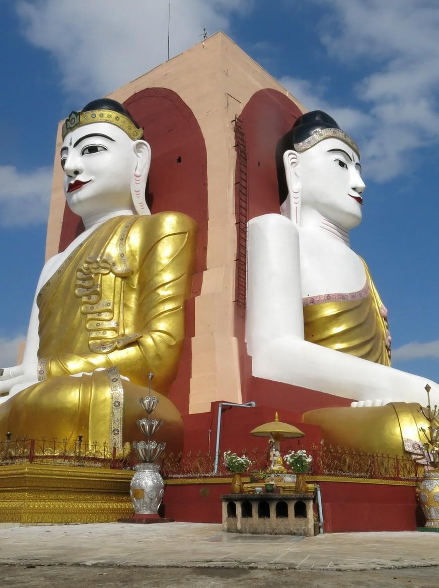 Myanmar; Uitgebreide Rondreis